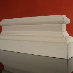 Basis der Pilaster Stuck BP-1/250