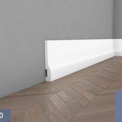 Bodenleiste Weiss QS010
