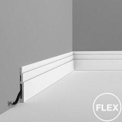 Fußleiste elastisch SX180F