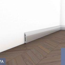 Fußleiste Aluminium MD017A
